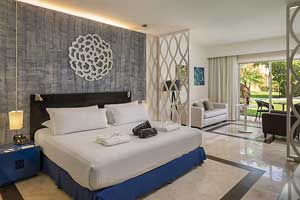 Privilege Junior Suite at Ocean Maya Royale